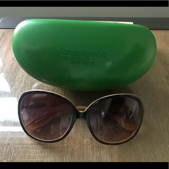 Kate Spade Tortoise Shell Women's Sunglasses